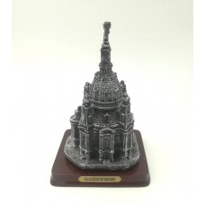 Model of the Frauenkirche, small