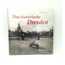 """Book """"Das historische Dresden"""""""