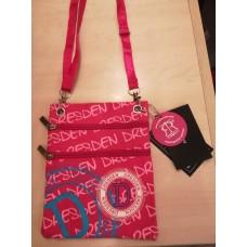 Cross Body Purse Shoulder Bag, pink