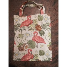 Tapestry Eco Tote Carry Bag -Summer Gobelin Stoff