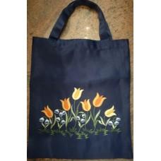 Eco Tote Carry Bag -Tulip