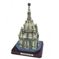 Model of the Frauenkirche (Church Of Our Lady)